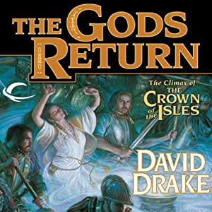 The Gods Return: The Crown of the Isles, Book 3 | [David Drake]
