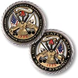 Core Values - U.S. Army Challenge Coin