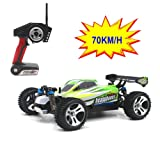 Xiangtat WLtoys A959-B 1/18 4WD Buggy Off Road 1:18 RC Car 70km/h 2.4G Radio Control Truck RTR RC Buggy A959 Updated Version
