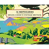 Brian Cook's Vintage Britain (Notecards)
