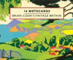Brian Cook's Vintage Britain (Notecards)