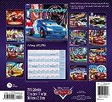 Disney Pixar Cars Wall Calendar (2015)