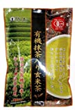 ひしわ 宇治有機抹茶入り玄米茶 150g