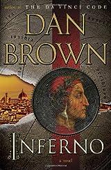 Inferno por Dan Brown. Edición en Inglés