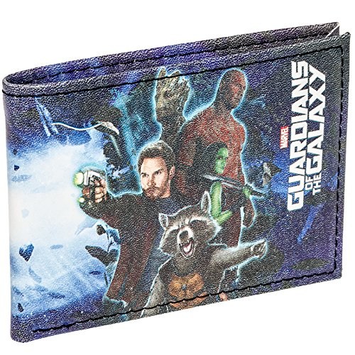 Marvel Comics Kids Guardians of the Galaxy Bifold Wallet