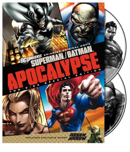 Supermanbatman Apocalypse Two-disc Special Edition at Gotham City Store