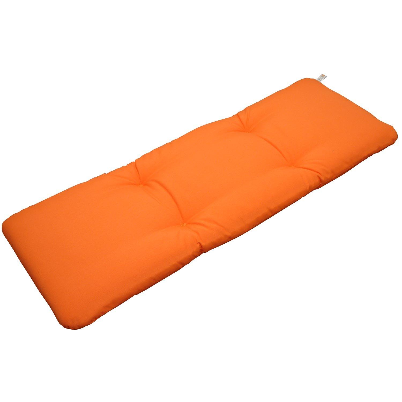 indoba® IND-70408-AUGB2 - Serie Relax - Gartenbank Auflage - Orange