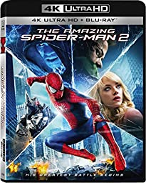 The Amazing Spider-Man 2 [Blu-ray]