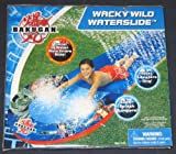 Slip d Slide:Bakugan fight Brawlers crazy Wild slide n slip WaterSlide
