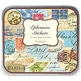 Cavallini Decorative Stickers Ephemera, Assorted