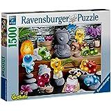 Ravensburger 16378 - Gelini: Wellness - 1500 Teile Puzzle