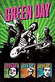Green Day Uno Dos Tre Maxi Poster