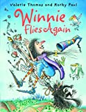Winnie Flies Again (paperback and CD) (Winnie the Witch) Valerie Thomas