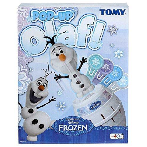 La Reine des Neiges - Disney Frozen - Jeu Enfants de compétences - Pop Up Olaf