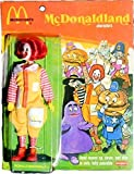 Vintage 1976 McDonaldland Ronald McDonald Action Figure From Remco