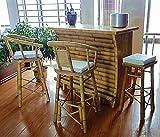 tiki bar bauanleitung. Black Bedroom Furniture Sets. Home Design Ideas