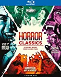 Horror Classics, Volume One Collection [Blu-ray]