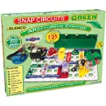 Snap Circuits Alternative Energy Kit,...