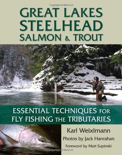 Great lakes steelhead salmon trout essential for Steelhead fishing tips