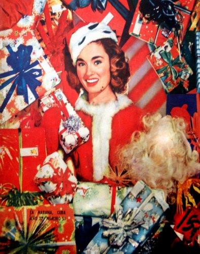 8″x11″ Poster. Christmas. Colorful Art. Decor