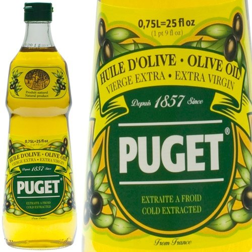 Puget Extra Virgin Olive Oil - 1 bottle - 25 fl oz by 