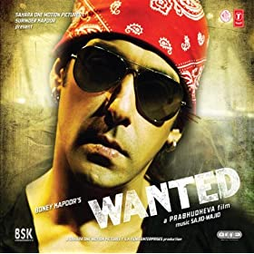 Wanted (2009, Hindi) OST