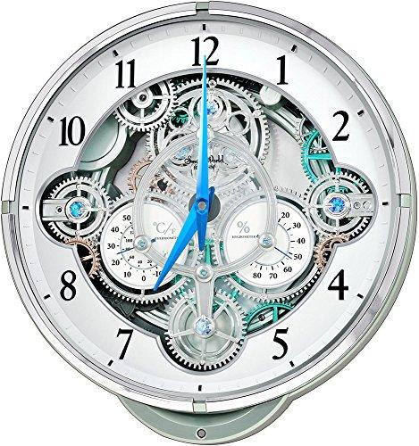 GISMO Musical Motion Clock by Rhythm Clocks