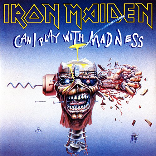 Iron Maiden - Can I Play With Madness / The - Zortam Music