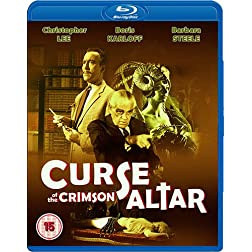 Curse of the Crimson Altar [Blu-ray]