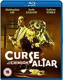 Curse Of The Crimson Altar [Blu-ray]