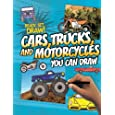Cars, Trucks, and Motorcycles You Can Draw (Ready, Set, Draw!)