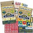 K&Company Boy Scout Webelo Scrapbook Kit Flip Pack