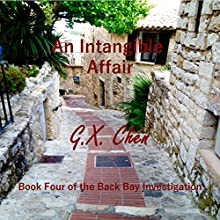 An Intangible Affair: Back Bay Investigation, Book 4 Audiobook by G.X. Chen Narrated by Molly King