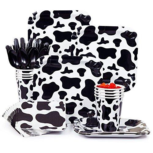 1 X Cow Print Standard Kit (Serves 8)