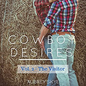 Cowboy Desires: Vol. 2 - The Visitor Audiobook