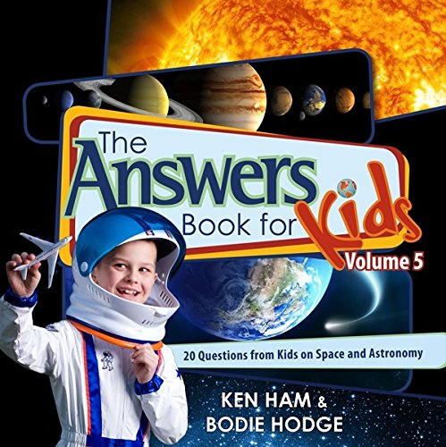 Answers Book for Kids Volume 5 (Answers for Kids)