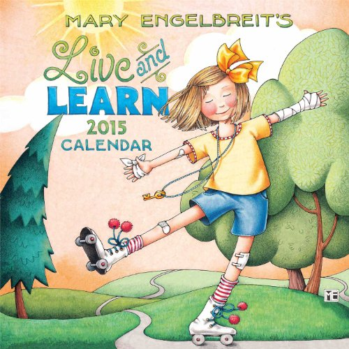 Mary Engelbreit's Live and Learn Calendar