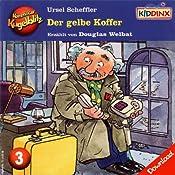 Der gelbe Koffer (Kommissar Kugelblitz 3) | Ursel Scheffler