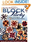 Marsha McCloskey's Block Party: A Quilter's Extravaganza of 120 Rotary-Cut Block Patterns (Rodale Quilt Books)