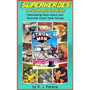 Superheroes – a fun book for kids