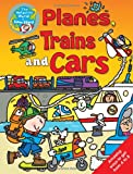 Simon Abbott Planes, Trains and Cars: The Wonderful World of Simon Abbott