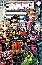 Teen Titans (2014-) #22