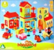 HappyLand Ready To Play Village Set