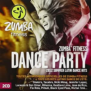 Zumba Fitness/Dance Party 2012