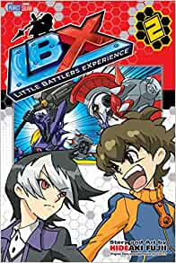 Lbx: Artemis Begins, Vol. 2 by Hideaki Fuji (English) Paperback Book