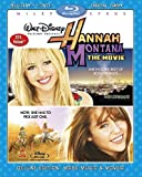 Hannah Montana The Movie (3-Disc Combo Pack Blu-ray + DVD + Digital Copy)