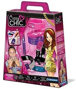 Amazon.com: CLEM GIOCO CRAZY CHIC BRACCIALI 15966: Toys & Games