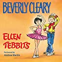 Ellen Tebbits Audiobook by Beverly Cleary Narrated by Andrea Martin