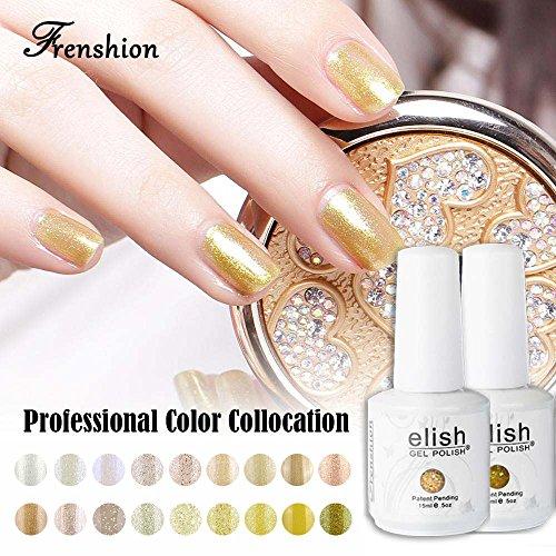frenshion-15ml-soak-off-uv-led-semi-permanent-gel-polish-base-top-coat-manicure-kit-long-lasting-gol