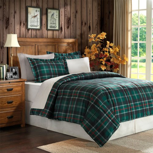 Premier Comfort Suttherland Plaid Down Alternative